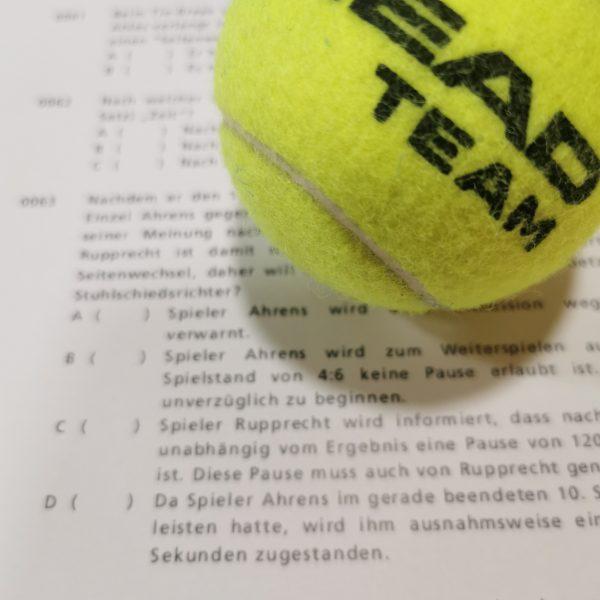 Ausbildungsordnung für C-Oberschiedsrichter